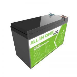 ປ່ຽນແບັດເຕີຣີອາຊິດ gel lead 12V 10Ah Lithium ion battery ສຳ ລັບຮ້ານພະລັງງານນ້ອຍ