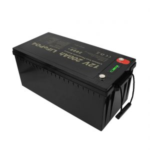 ແບດເຕີລີ່ແບບ ໃໝ່ ສາມາດຮັກສາໄດ້ໂດຍບໍ່ເສຍຄ່າ LiFePO4 12V 200Ah Lithium Ion Battery