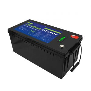 ໝໍ້ ເກັບໄຟໃນລະບົບເກັບໄຟລ້ ຳ ເລິກ 12V / 24V / 36V / 48V 200Ah UPS 12v LiFePO4 Lithium ແບດເຕີລີ່ ສຳ ລັບໃສ່ກະຕ່າ Golf