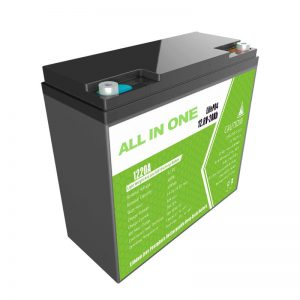 ການທົດແທນທັງ ໝົດ ພາຍໃນ ໜຶ່ງ ດຽວ 12.8V20Ah Lead Lead acid Lithium Battery