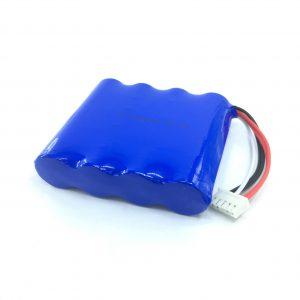 ໝໍ້ ໄຟທີ່ສາມາດສາກແບັດໄດ້ 14.8V 2200 mAh 18650 Li-ion Lithium Battery ສຳ ລັບເຄື່ອງດູດຝຸ່ນ Smart
