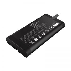 14.4V 6600mAh 18650 Lithium Ion Battery Panasonic ແບດເຕີລີ່ ສຳ ລັບເຄື່ອງເຮັດວຽກເຄືອຂ່າຍກັບພອດສື່ສານ SMBUS