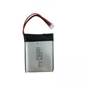 3.7V 2300mAh ເຄື່ອງມືທົດສອບແລະອຸປະກອນໃຊ້ແບດເຕີລີ່ lithium AIN104050