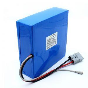 ແບັດເຕີຣີ Li-Ion 60 Volt 30Ah 50Ah Li-Ion ສຳ ລັບກະເປົາໄຟຟ້າ Lithium ສຳ ລັບລົດໄຟຟ້າ