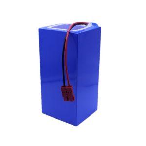 ແບດເຕີລີ່ Lithium ion ບັນຈຸ 60v 40ah lithium pack 18650-2500mah 16S16P ສຳ ລັບລົດຈັກໄຟຟ້າ / ລົດຖີບອີເລັກໂທຣນິກ