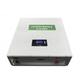 ລະບົບຜະລິດໄຟຟ້າທຸກສ່ວນໃນ ໜຶ່ງ ໜ່ວຍ ດຽວ 48V 51.2V 100Ah ລະບົບແສງຕາເວັນ Lithium Lifepo4 ຫມໍ້ໄຟ ສຳ ລັບໃຊ້ໄຟຟ້າ ກຳ ແພງ 48V 5Kw 10Kw